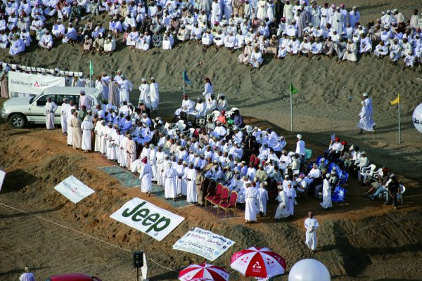 Desert event's, A'Sharqiyah North Governorate