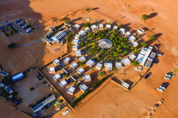 Tourist camp in the desert، A'Sharqiyah North Governorate