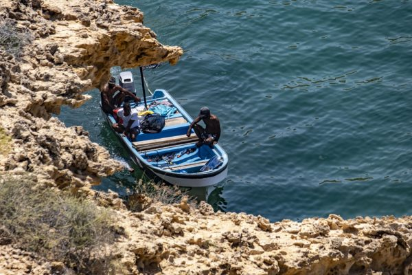 Fishing and the sea, Muscat Governorate